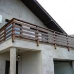 balustrada exterioara