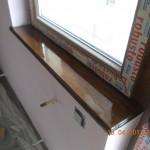 pervaz din lemn