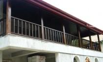Terasa exterioara lemn