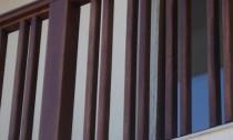 balustrada exteriora lemn