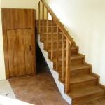 Scara interioara lemn fag Cernavoda