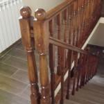 Balustrada lemn stejar Bucuresti