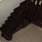 Scara interioara lemn vanguri Constanta