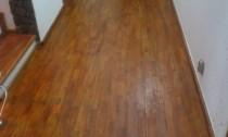 Dusumea din lemn masiv de stejar