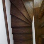 Scari din lemn brad