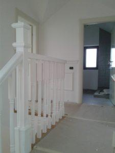 Balustrada lemn Tunari