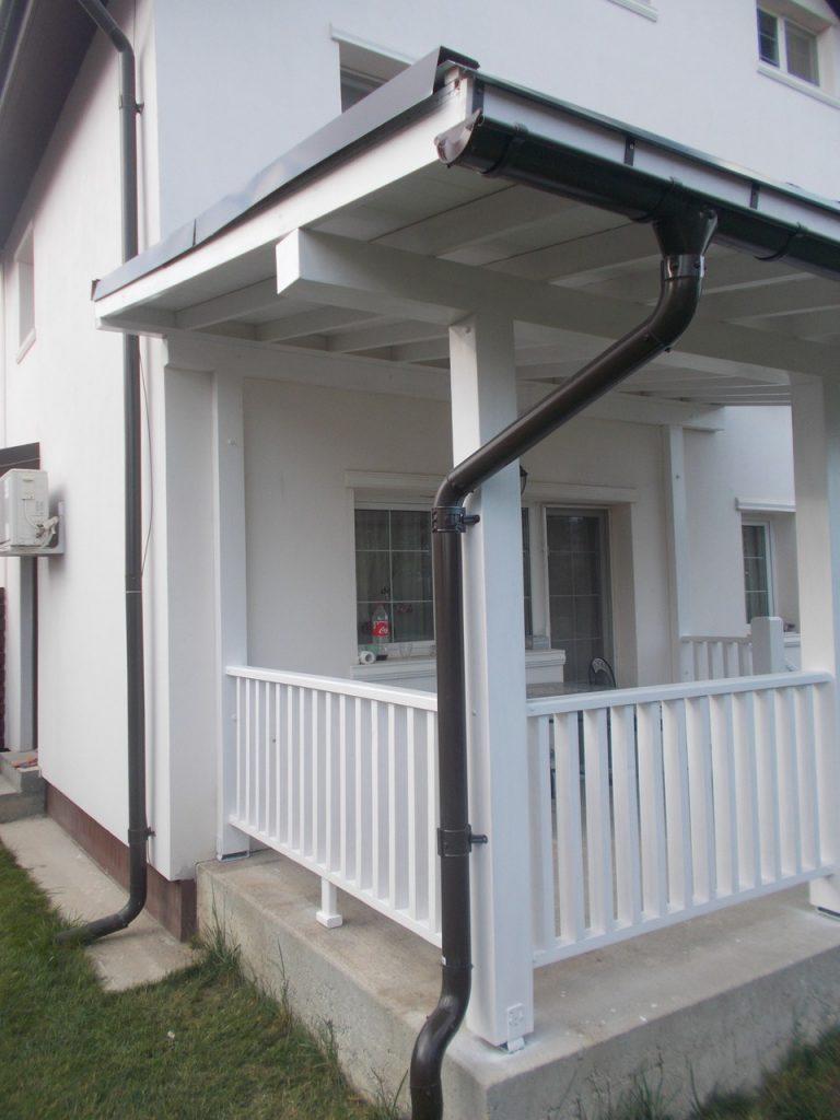 terasa lemn exterioara