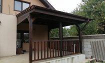 terasa lemn